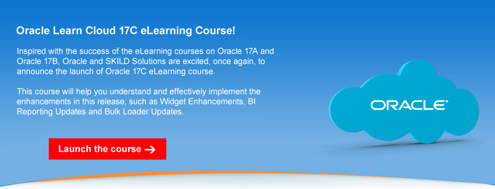 Oracle Learn Cloud 17C