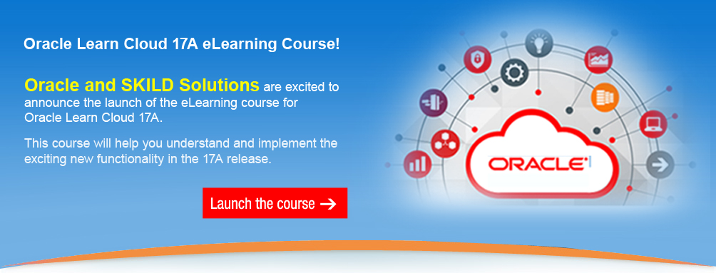 Oracle Learn Cloud 17A