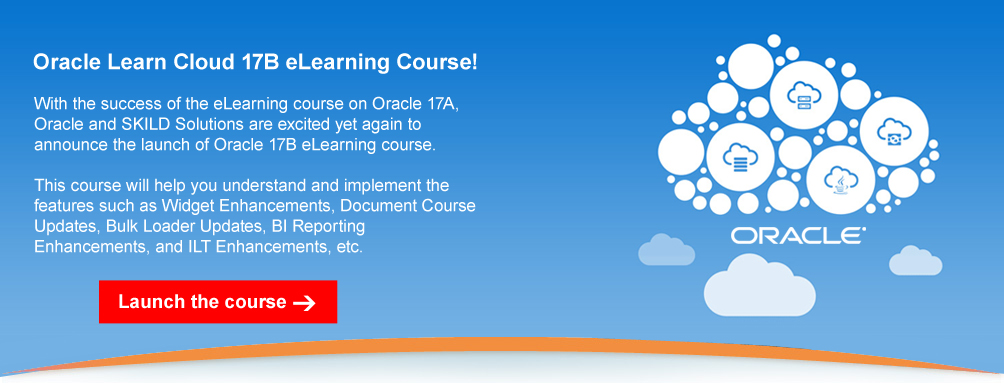 Oracle Learn Cloud 17B